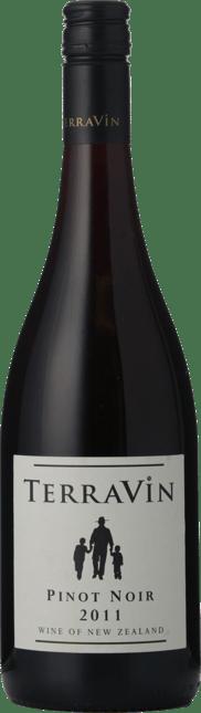 TERRAVIN Pinot Noir, Marlborough 2011