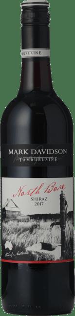 TAMBURLAINE WINES Mark Davidson North Bore Shiraz, New South Wales 2017