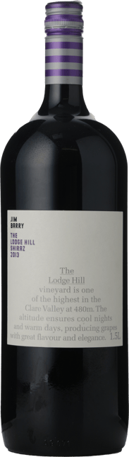 JIM BARRY WINES Lodge Hill Shiraz, Clare Valley 2013