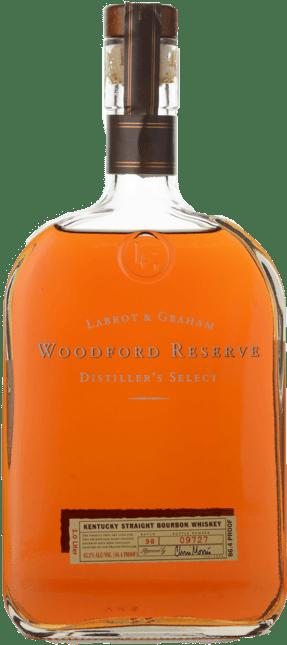 LABROT & GRAHAM Woodford Reserve Kentucky Bourbon Whiskey 43.2% ABV, Kentucky NV