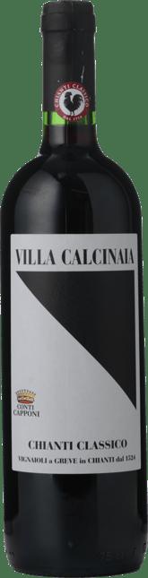 CONTI CAPPONI - VILLA CALCINAIA , Chianti Classico DOCG 2016