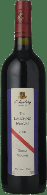 D'ARENBERG WINES The Laughing Magpie Shiraz Viognier, McLaren Vale 2002