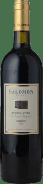 SALOMON ESTATE Finniss River Sea Eagle Vineyard Shiraz, Fleurieu Peninsula 2010