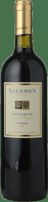 SALOMON ESTATE Finniss River Sea Eagle Vineyard Shiraz, Fleurieu Peninsula 2013