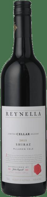 REYNELLA Limited Cellar Release Shiraz, McLaren Vale 2015