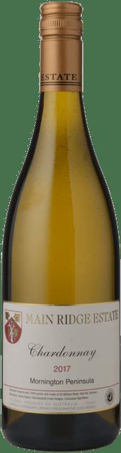MAIN RIDGE ESTATE Chardonnay, Mornington Peninsula 2017