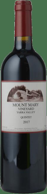 MOUNT MARY Quintet Cabernet Blend, Yarra Valley 2017