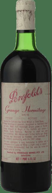 PENFOLDS Bin 95 Grange Shiraz, South Australia 1968