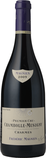 FREDERIC MAGNIEN Les Charmes Vieilles Vignes 1er cru, Chambolle-Musigny 2009