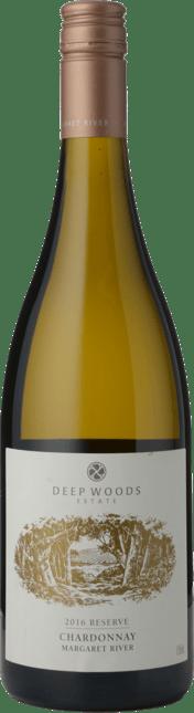 DEEP WOODS ESTATE Reserve Chardonnay, Margaret River 2016