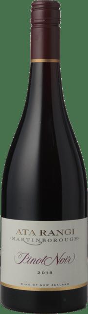 ATA RANGI Pinot Noir, Martinborough 2018