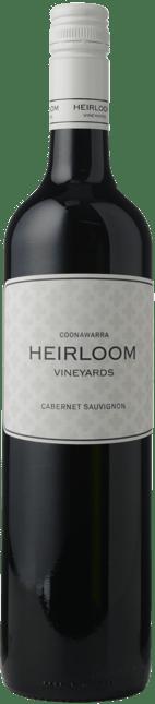 HEIRLOOM VINEYARDS Cabernet Sauvignon, Coonawarra 2018