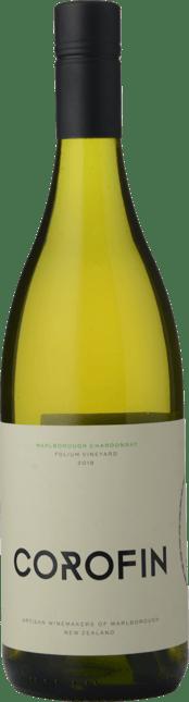 COROFIN WINES Folium Vineyard Chardonnay, Marlborough 2018