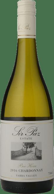 SIR PAZ Bee Hive Chardonnay, Yarra Valley 2016