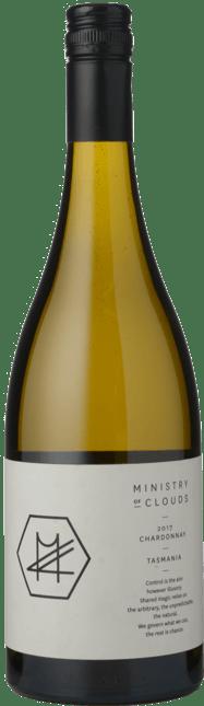MINISTRY OF CLOUDS Chardonnay, Tasmania 2017