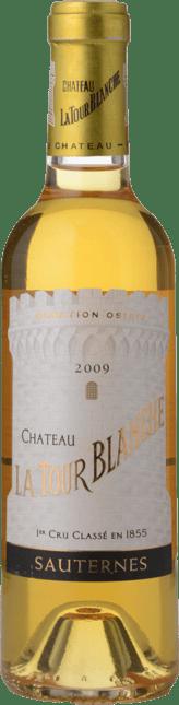 CHATEAU LA TOUR-BLANCHE 1er cru classe, Sauternes 2009