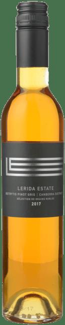 LERIDA ESTATE Botrytis Pinot Gris, Canberra District 2017