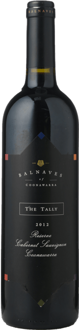 BALNAVES OF COONAWARRA The Tally Reserve Cabernet Sauvignon, Coonawarra 2012