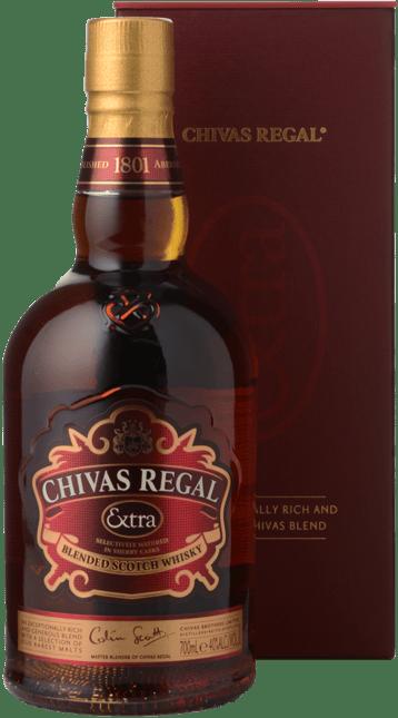CHIVAS REGAL Extra Scotch Whisky 40% ABV, Scotland NV