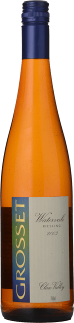 GROSSET Watervale Riesling, Clare Valley 2003