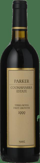 PARKER COONAWARRA ESTATE Terra Rossa First Growth, Coonawarra 1999