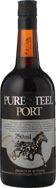 HOUGHTON Pure Steel Tawny Port, Swan District NV
