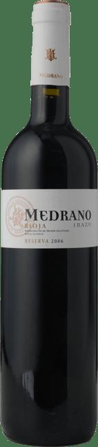 BODEGAS MEDRANO IRAZU Riserva, La Rioja DOCa 2006