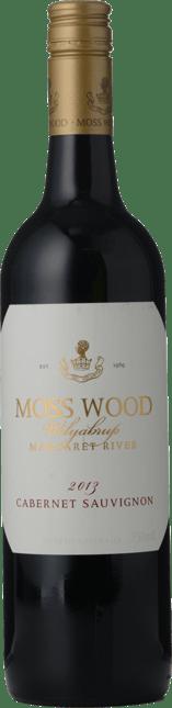 MOSS WOOD Moss Wood Vineyard Cabernet Sauvignon, Margaret River 2013