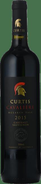 CURTIS FAMILY VINEYARDS Cavaliere Shiraz, McLaren Vale 2015