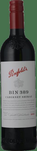 PENFOLDS Bin 389 Cabernet Shiraz, South Australia 2016