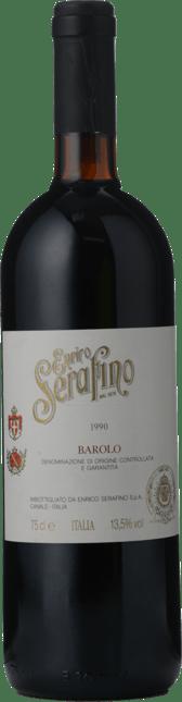 ENRICO SERAFINO, Barolo DOCG 1990