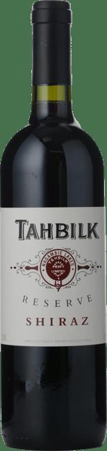 TAHBILK WINES Reserve Shiraz, Nagambie Lakes 1998