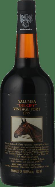 YALUMBA Dulcify Vintage Port, Barossa Valley 1979