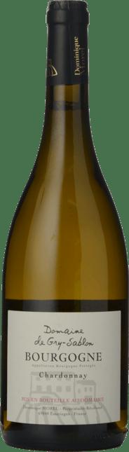 DOMAINE DE GRY-SABLON Dominique Morel Chardonnay, Bourgogne 2016