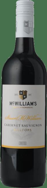 MCWILLIAM'S Stuart McWilliam Cabernet Sauvignon, Hilltops 2013