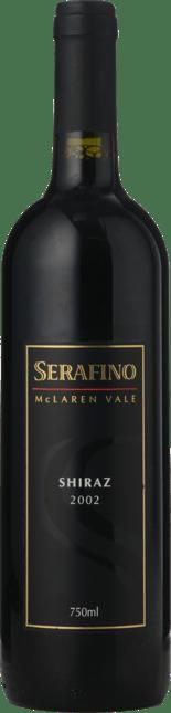 SERAFINO Black Label Cabernet Sauvignon, McLaren Vale 2002