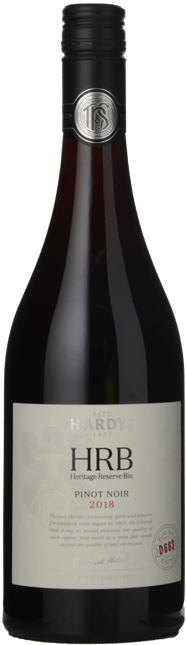 HARDY'S HRB D683 Pinot Noir, Yarra Valley-Tasmania 2018