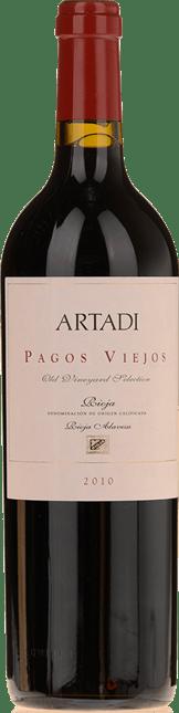ARTADI Pagos Viejos, Rioja 2010