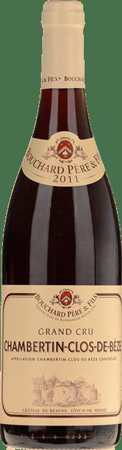 BOUCHARD PERE & FILS, Chambertin-Clos de Beze 2011