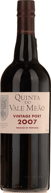 QUINTA DO VALE MEAO Vintage Port 2007