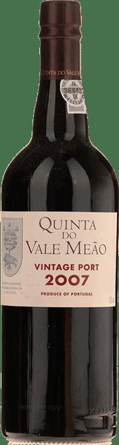 QUINTA DO VALE MEAO Vintage Port, Oporto 2007