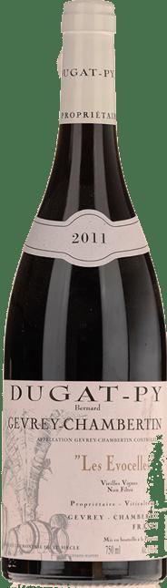 BERNARD DUGAT-PY Les Evocelles Pinot Noir 2011