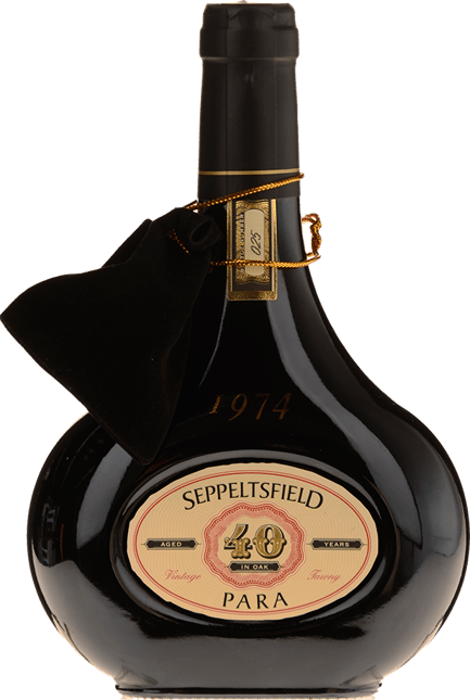 SEPPELTSFIELD 40y in Oak Para Aged Tawny, Barossa Valley 1974