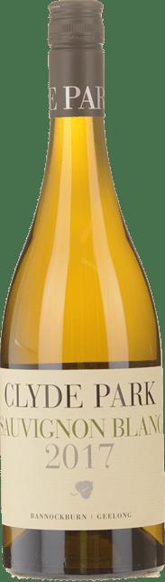 CLYDE PARK VINEYARD Bannockburn Sauvignon Blanc, Geelong 2017