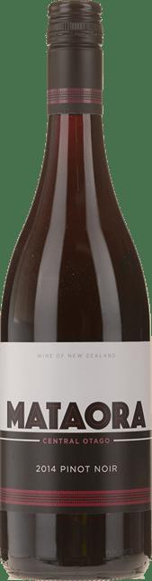 MATAORA ESTATE Pinot Noir, Central Otago 2014