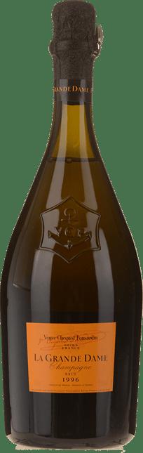 VEUVE CLICQUOT PONSARDIN La Grande Dame Brut, Champagne 1996