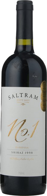 SALTRAM No.1 Shiraz, Barossa Valley 1998