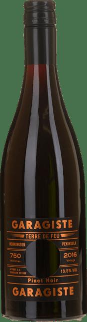 GARAGISTE Terre de Feu Pinot Noir, Mornington Peninsula 2016