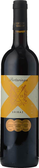 GEOFF HARDY WINES Pertaringa Lakeside Shiraz, South Australia 2019