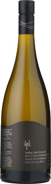 YABBY LAKE VINEYARD Single Block Release Block 6 Chardonnay, Mornington Peninsula 2015